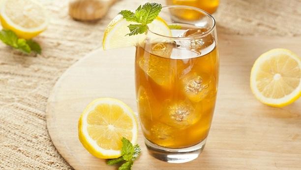 Iced Mint Green Tea Recipe