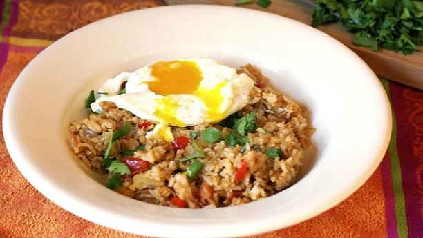 Indonesian Rice by Zarnak Sidhwa