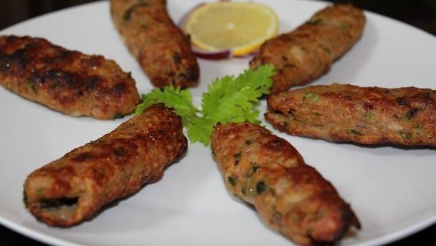 Instant Seekh Kabab