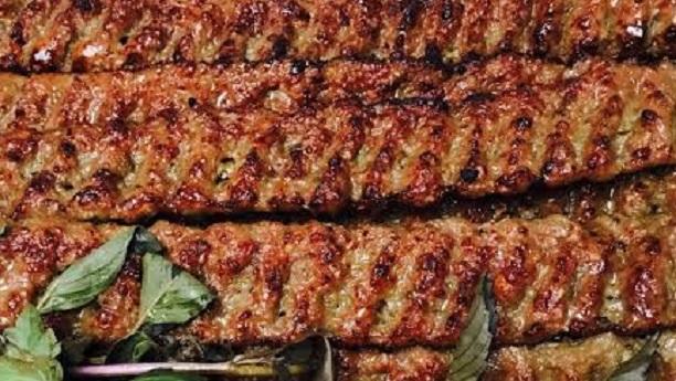 ایرانی چلو کباب