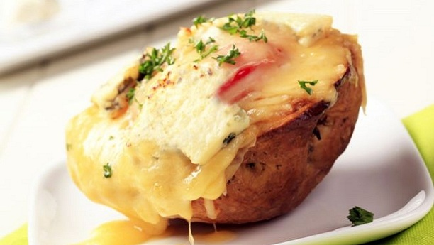 Jacket Cheese Potato Recipe