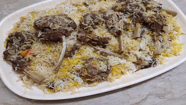 Jali Chanp Biryani Recipe In Urdu Naheed Ansari