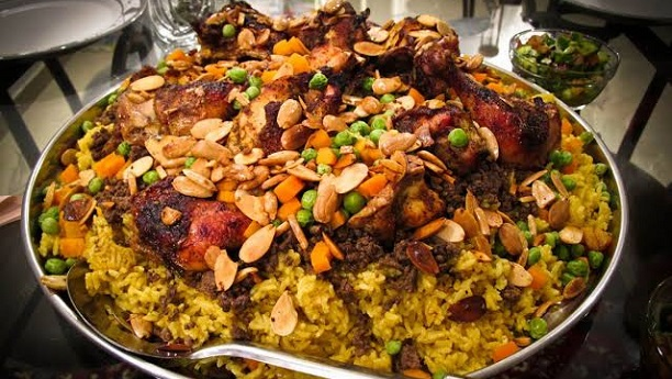 Jordanian Lamb and Rice Recipe