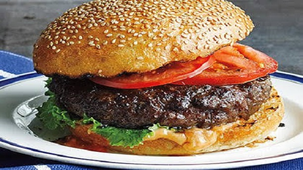 Juicy Beef Burger