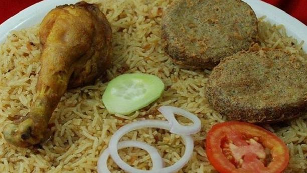 Kabab Pulao