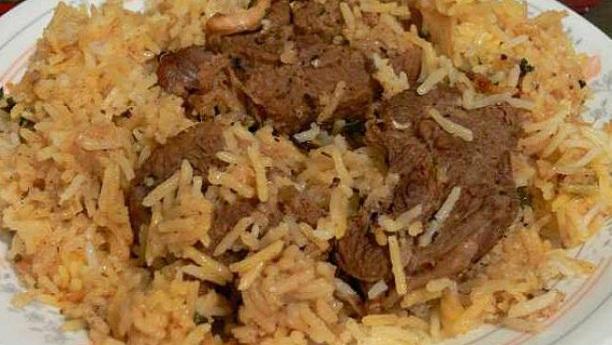 Kachay Gosht Ki Biryani Recipe