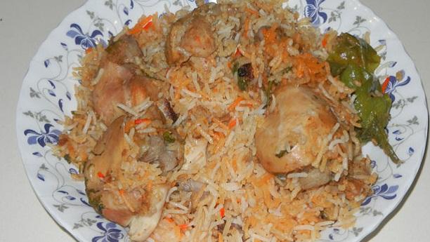 کچے گوشت کی بریانی <br/>Kachay gosht ki Biryani