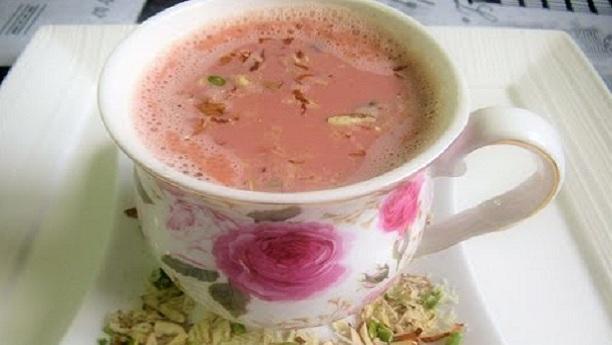 کشمیری چائے<br/>Kashmiri Chai