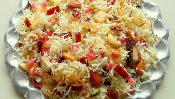 Kashmiri Rice Snacks