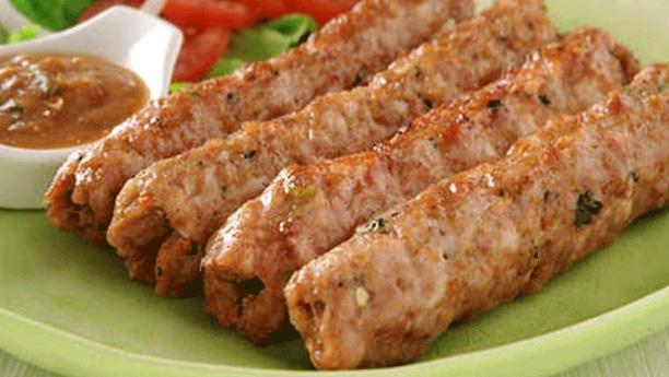 Kashmiri Seekh Kabab Recipe