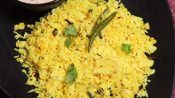 Keri Achari Khichdi Recipe In Urdu Naheed Ansari