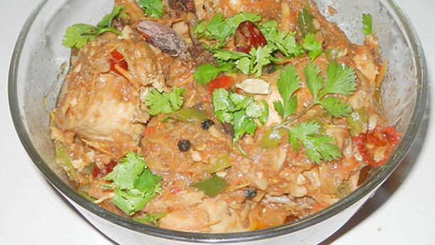Khara Masala Chicken Recipe In Urdu Naheed Ansari