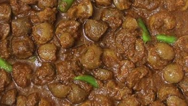 Kidney With Spices