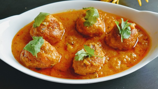 Kofta Curry by Chef Bajias