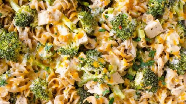 Low Fat Broccoli Casserole