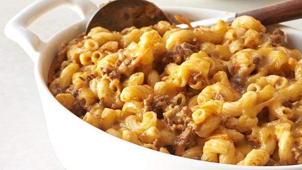 Macaroni (Pakistani Style)