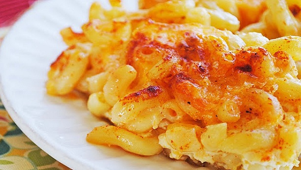 Macaroni Pie Recipe