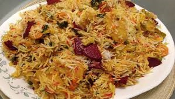 Madrasi Biryani  Recipe