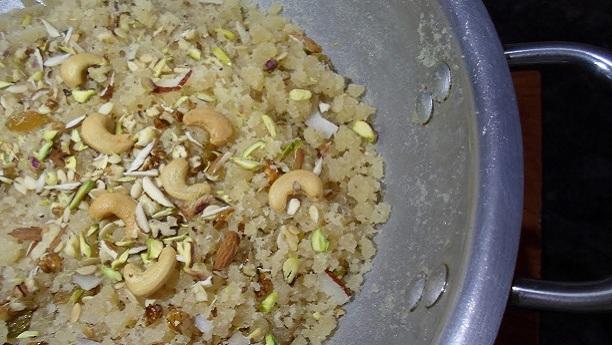مکھنڈی کا حلوہ<br/>Makhadi Halwa