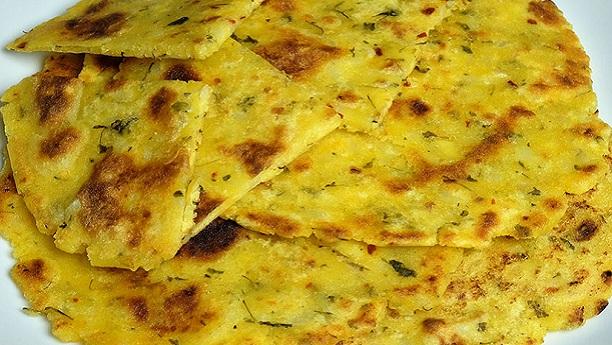 Makki Ki Roti by Zubaida Tariq