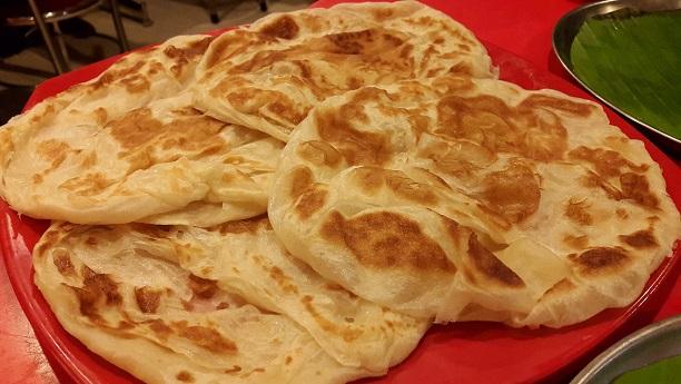Malaysian Paratha Recipe