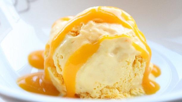 مینگو آئس کریم<br/>Mango Icecream