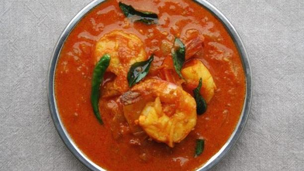 Mango and Prawn Chutney (Aam aurJinga Ka Chutney) Recipe