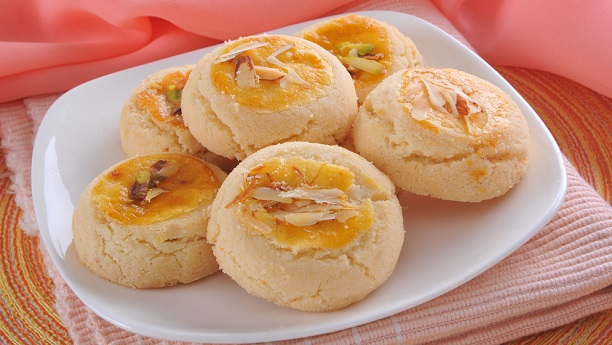 Mazedar Naan Khatai Recipe