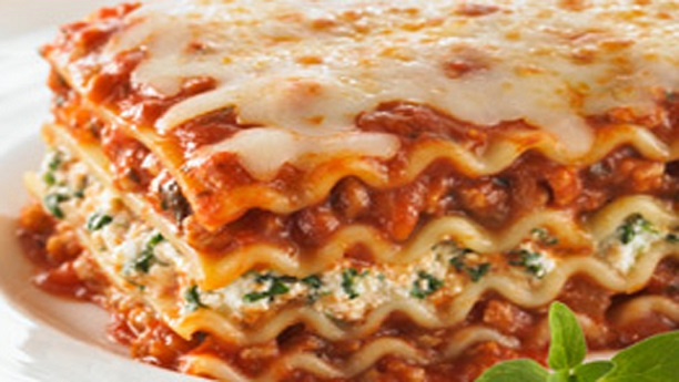 Meat Lasagne  Recipe