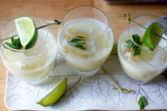 Melon Mocktail Recipe