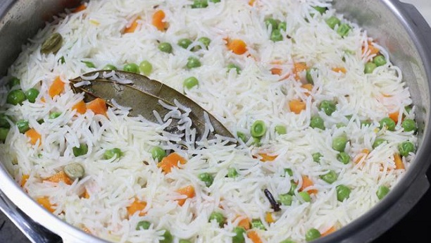Mix Vegetable Pulao Recipe