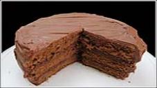 مو کا کریم کیک