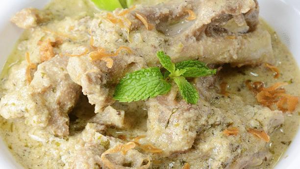 Mughlai Mutton Malai Recipe