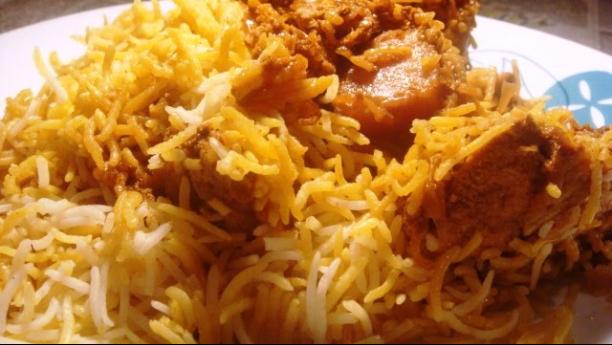 Mumbai Biryani Recipe