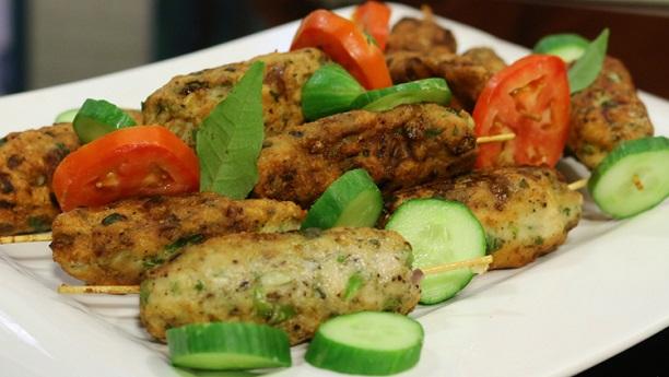مٹھی کباب