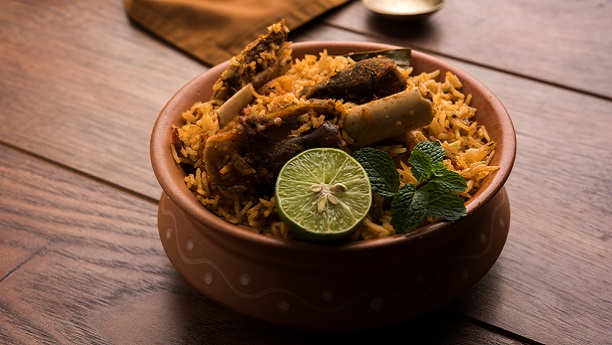 Mutton Biryani by Shireen Anwar