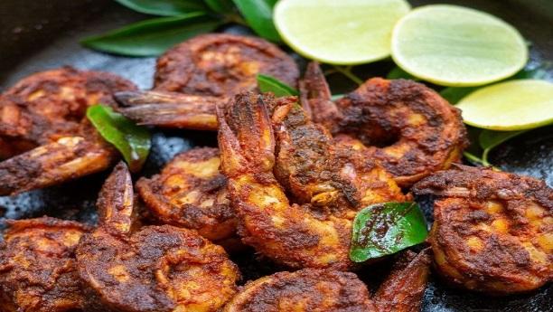 نمکین چٹ پٹے جھینگے<br/>Namkeen Chat Patay Jheenga