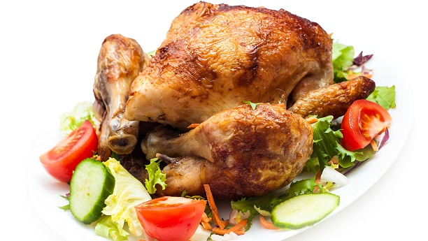 Namkeen Chicken  by Tahir Chaudhry