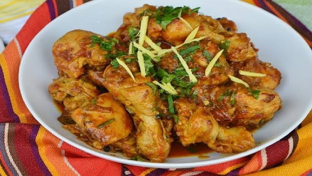 Namkeen Chicken