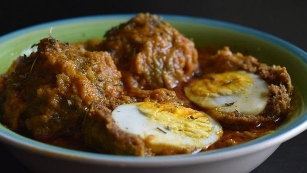 Nargisi Koftay By Chef Fauzia
