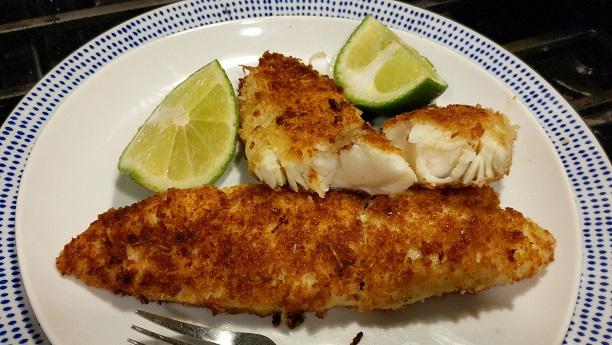 ناریل والی مچھلی