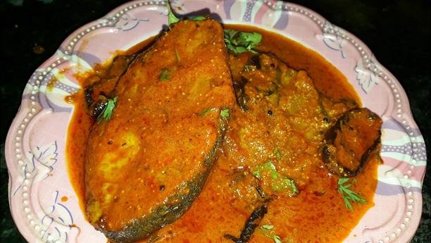 Naryal Machli Recipe