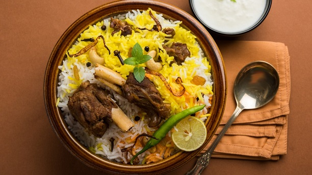 Nawabi Mutton Biryani Recipe