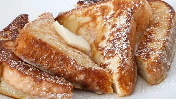 Overnight Baked French Toast Recipe