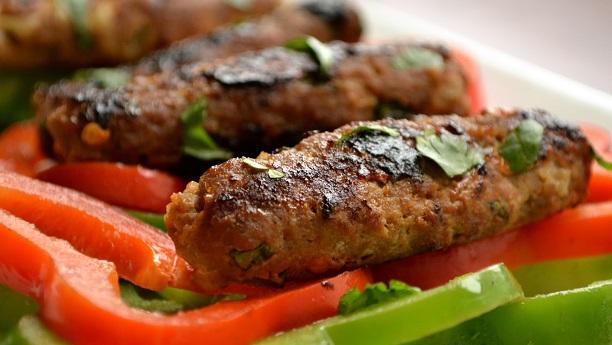 Pakistani Seekh Kabab Recipe