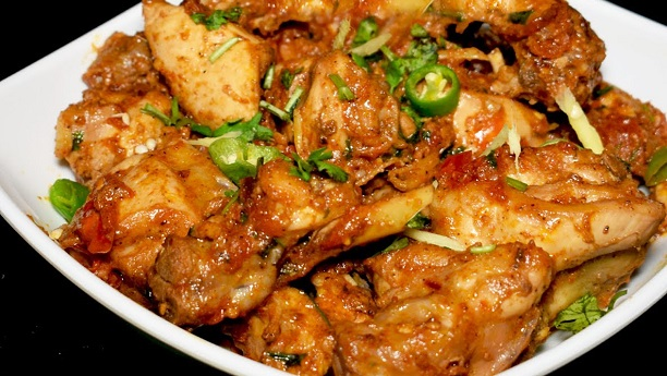 Pakwan House Chicken Karahi Recipe