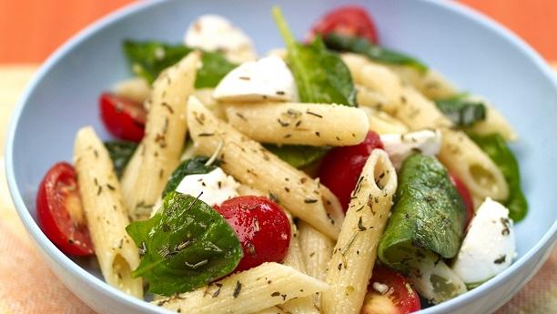 Penne Pasta Salad Vinaigrette Recipe