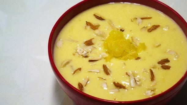 Pineapple Ki Kheer Recipe