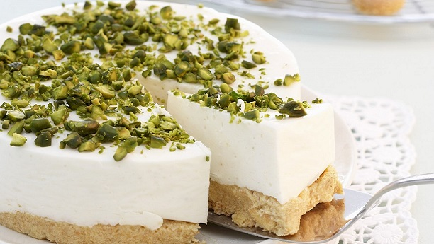 Pistachio Cheesecake Recipe