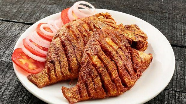 Pomfret fish fry recipe sea food recipes in english for How do you fry fish